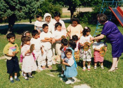 25 anni della Fondazione Mani Amiche in Guatemala