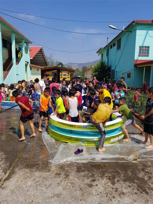 Splash with manos amigas guatemala